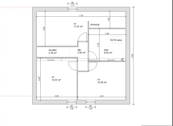 Plan De Maison 110m2 Etage Avis Tage 56 Messages A1group Co