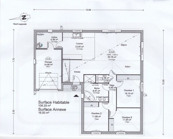 Plan De Maison 110m2 Etage Avis Tage 56 Messages Ipsita Co