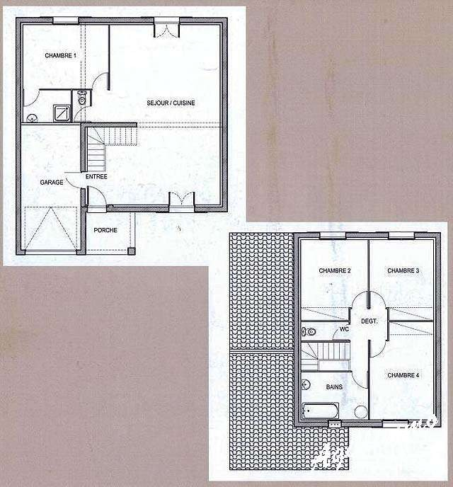 Plan De Maison 110m2 Etage Choosewell Co Avis