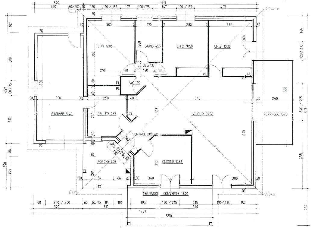 Plan De Maison 110m2 Moderne Newsindo Co A1group