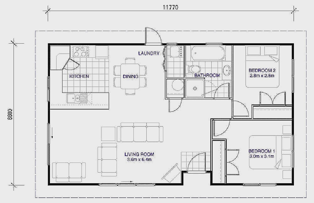 Plan De Maison 200m2 Best Of