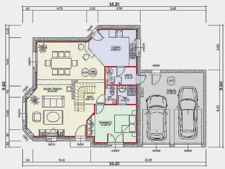 Plan De Maison 200m2 Plans Pinterest A1group Co