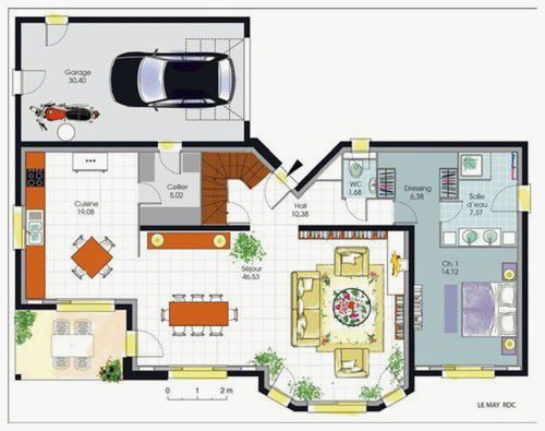 Plan De Maison 200m2 Source D Inspiration 20 Best Images