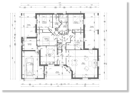 Plan De Maison D Architecte Gratuit A1group Co