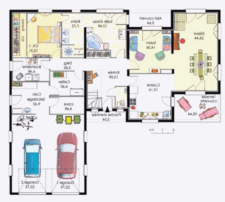 Plan De Maison Design Us