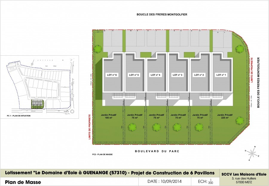 Plan De Maison Mitoyenne 4 Choosewell Co Design D Id Es