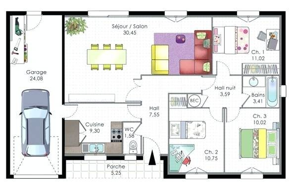 Plan De Maison Moderne 3d Awesome Morget D Maisons With Incroyable Politify Us