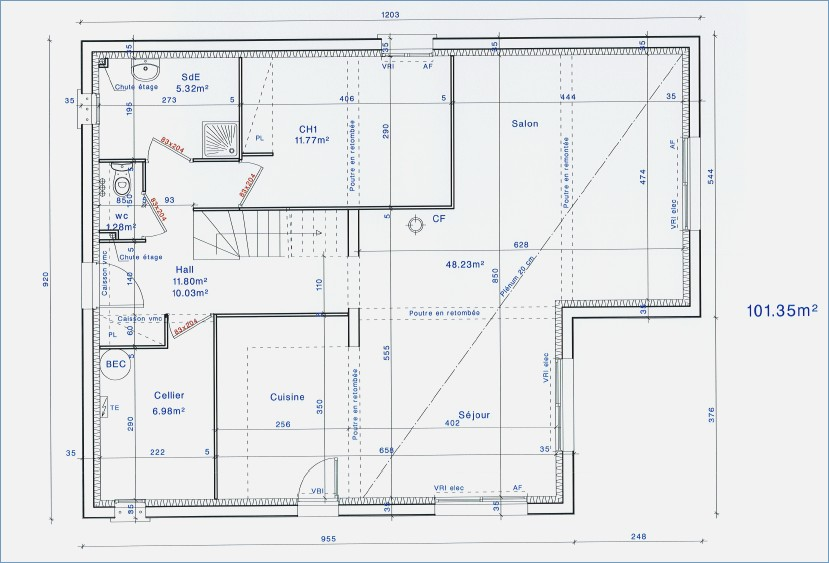 Plan De Maison Sweet Home 3d Id Es D Coration Int Rieure