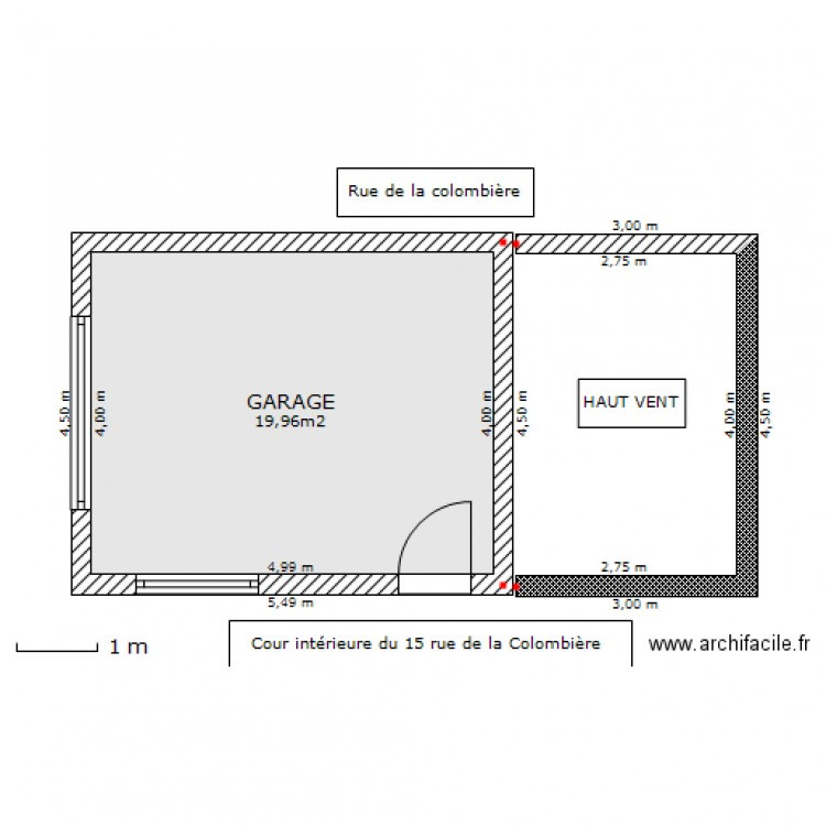 Plan De Masse Garage Rraf Info