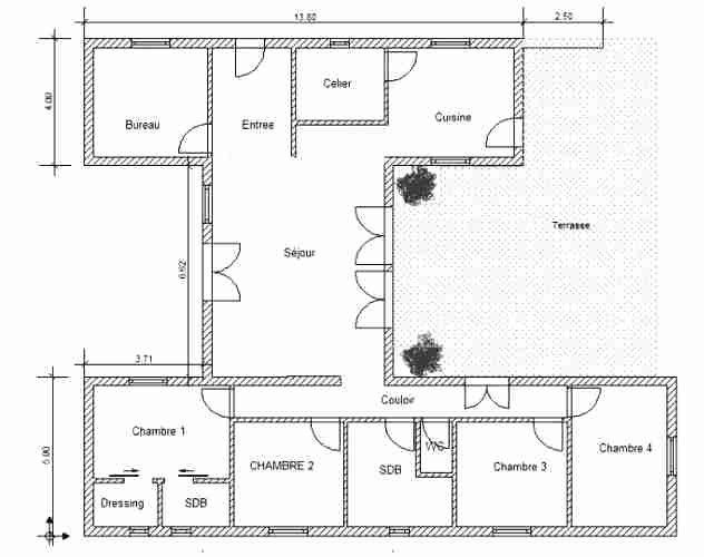 Plan Maison 100m2 A Etage Modeles Choosewell Co