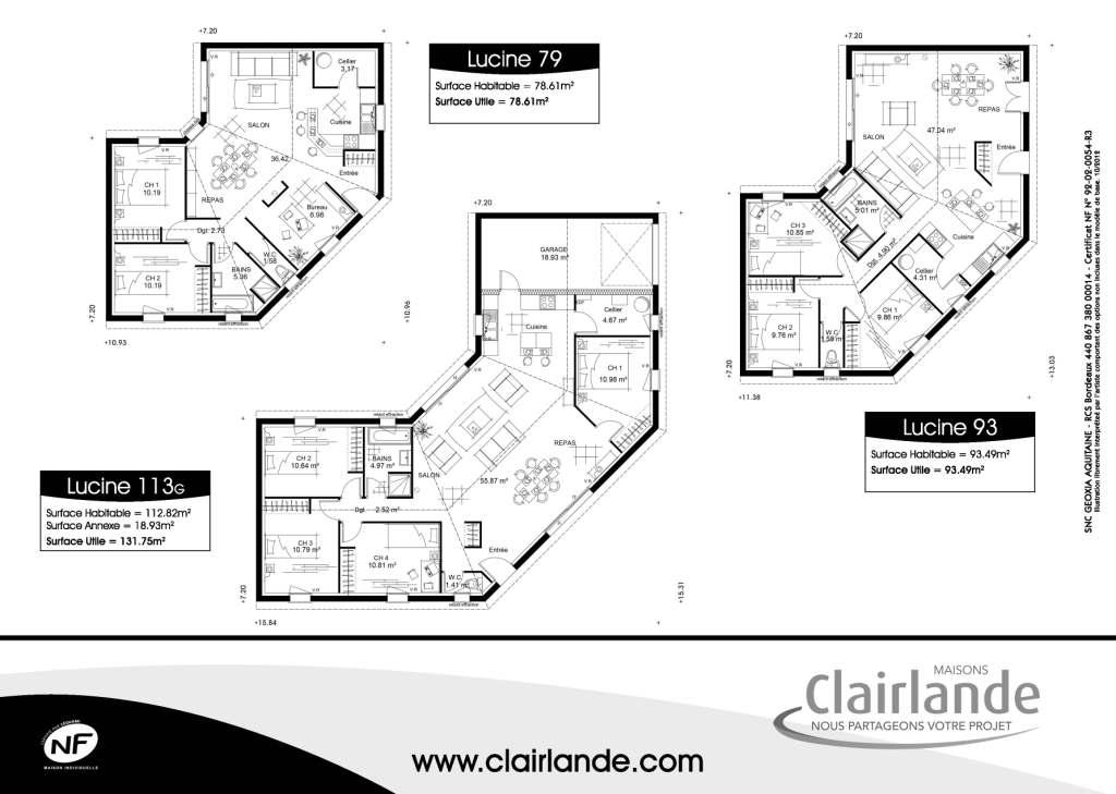 Plan Maison 120m2 4 Chambres 7 Attrayant 0 150m2 1600 1240 Lzzy Co