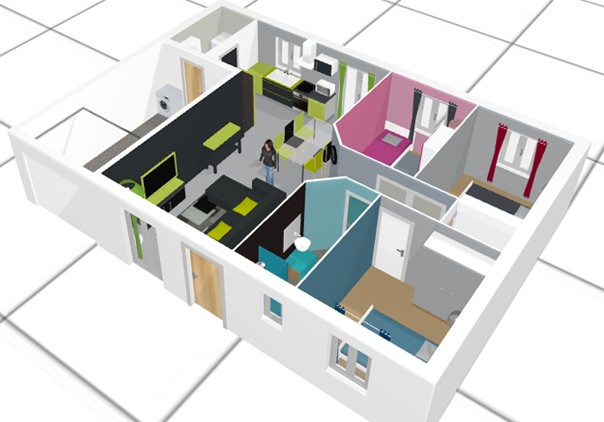 Plan Maison 3d Gratuit Et Facile A1group Co