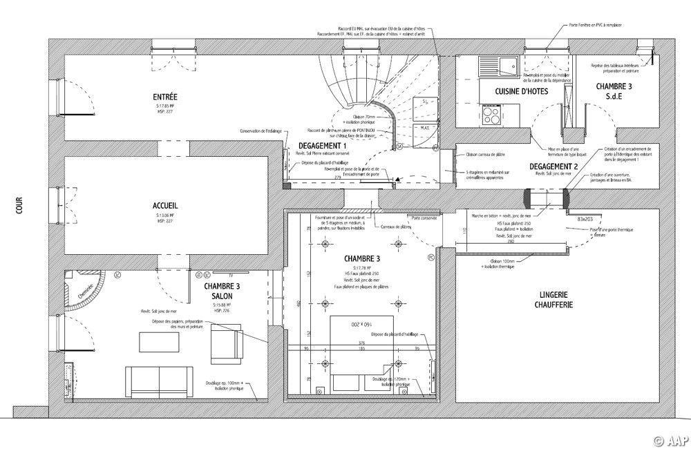 Plan Maison D Habitation A1group Co