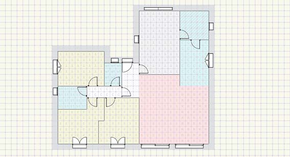 Plan Maison Entree Sud Co Modele De Choosewell House Model Rdc W3038