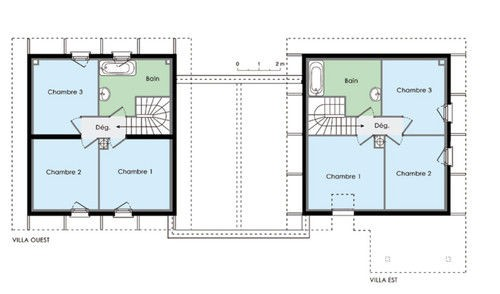 Plan Maison Mitoyenne Design De Choosewell Co Gratuit 0 800 521