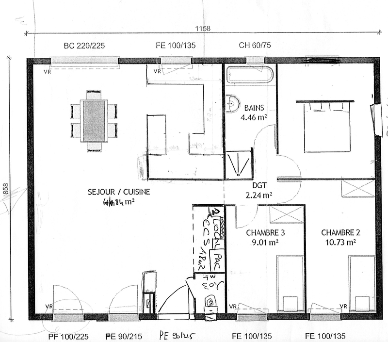 Plan Maison Phenix Design Apsip Com