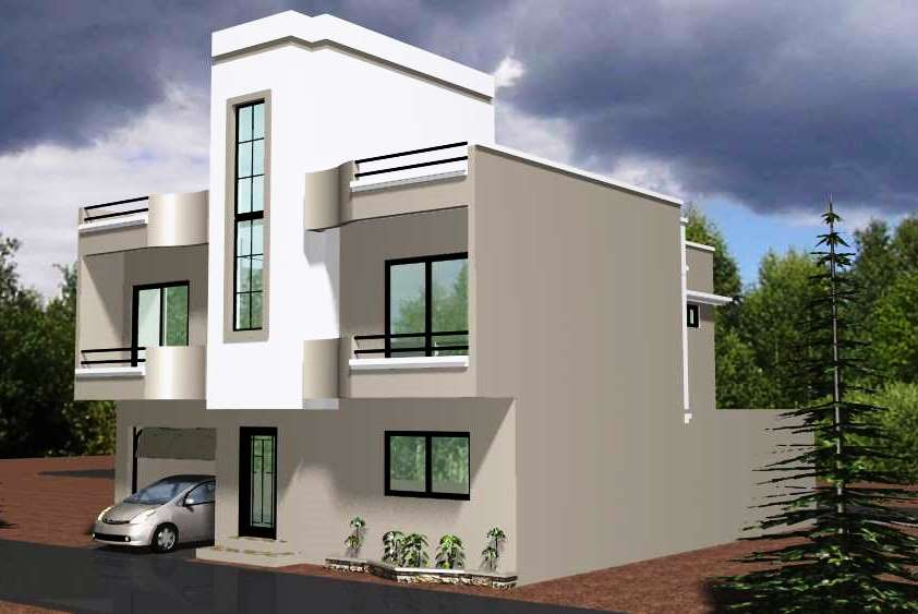 Plan Maison R 1 100m2 11 Architecte Senegal 2 Politify Us