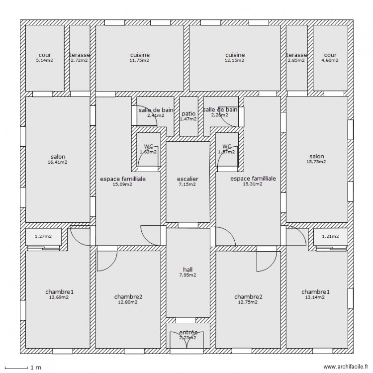 Plan Maison Senegal