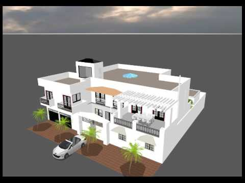 Plan Maison Senegal Decorating