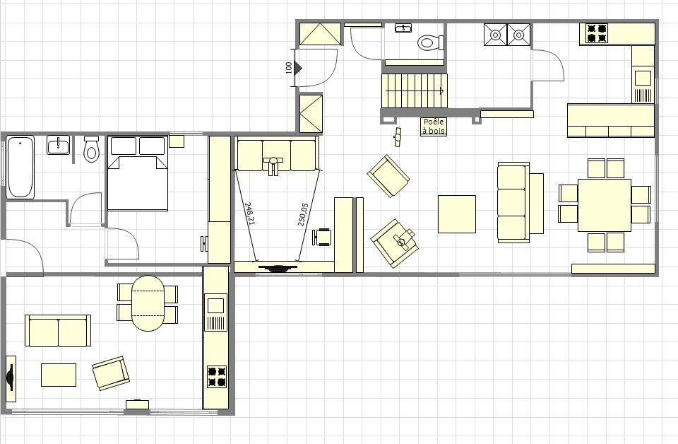 Plan Maison Sketchup Gratuit Davidreed Co