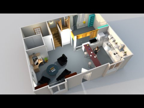 Plan Maison Sweet Home 3d