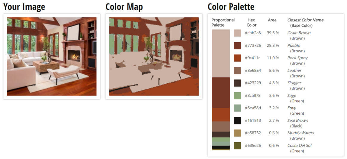 Plan Palette Trendy Table Jardin Acacia Unique Best De