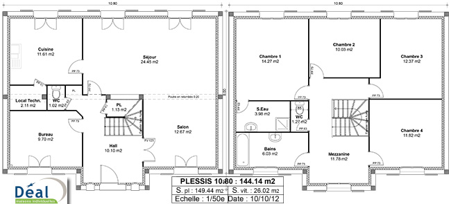 Plan Version 4 Maison Pinterest Plans De Et Forum Placecalledgrace 9