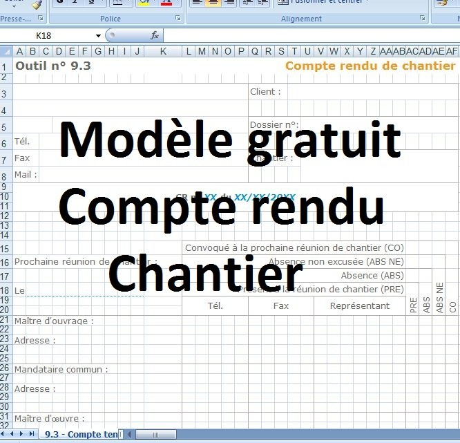 Planning Construction Maison Individuelle Plan Complet