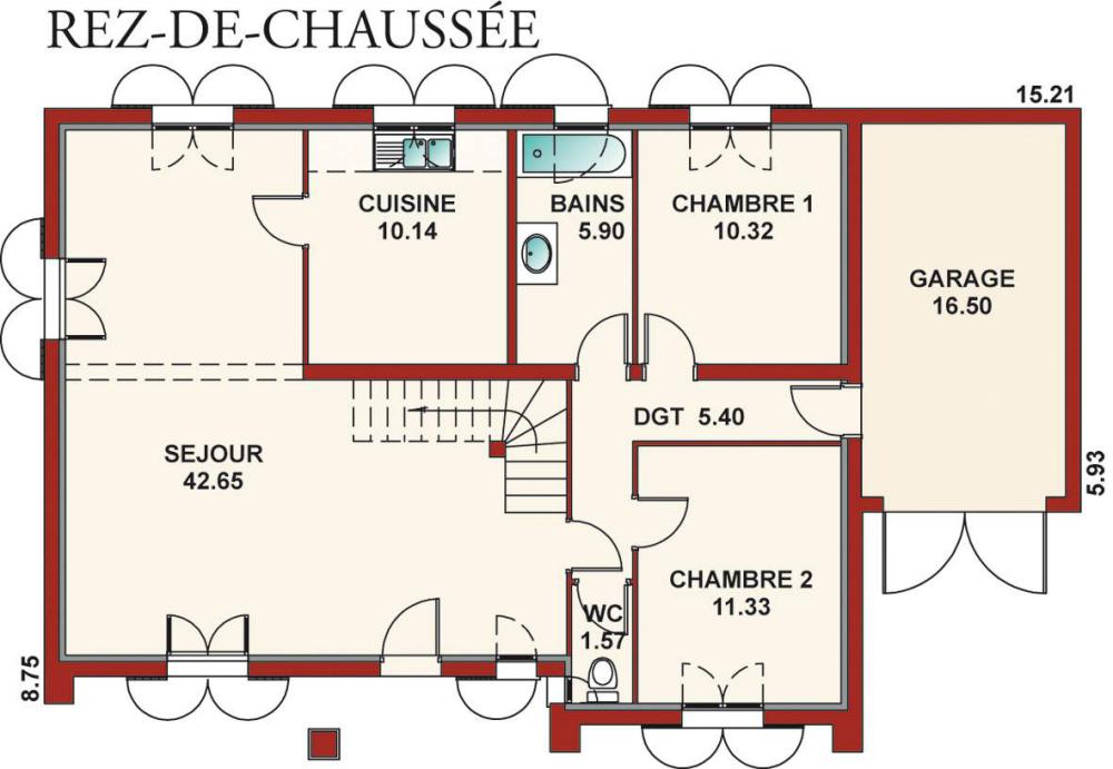 Plans De Maisons IGC Construction