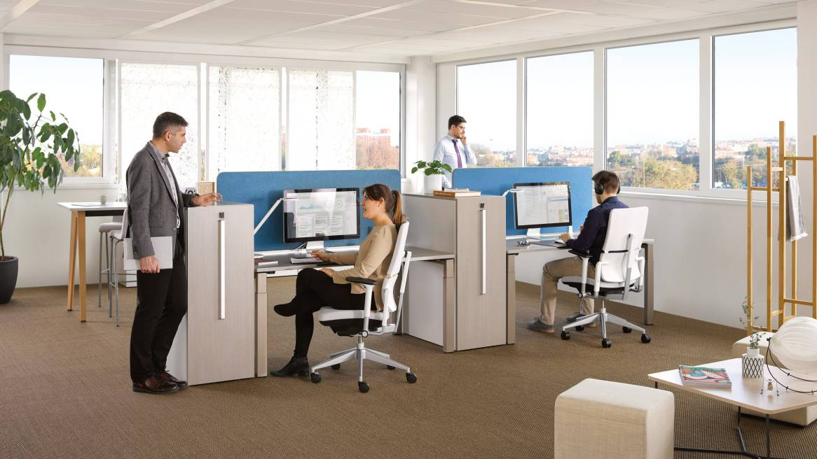 Please Sillas Para Oficina Steelcase
