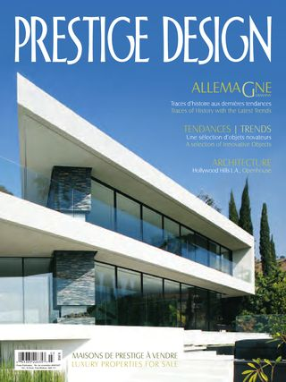 Prestige Design Magazine Vol 6 Num 3 By