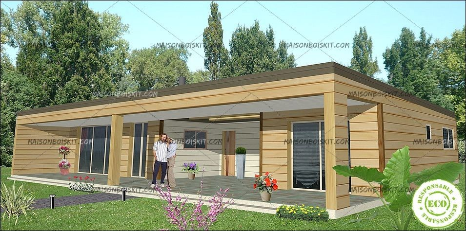Prix Construction Maison En Rondin De Bois 3 Contemporaine Lzzy Co