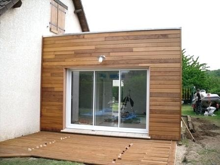 Prix Extension Maison 30m2 De En Bois Au M2 D Une Co T Construction