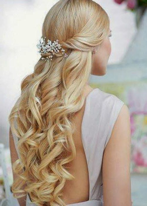 Prom Hairstyles Ideas With Images Pinterest Cabello