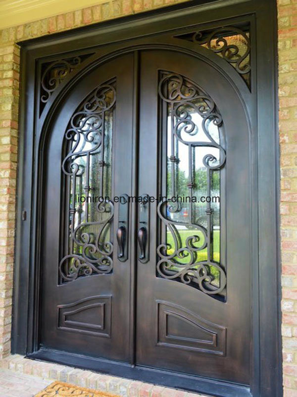 Puertas De Hierro Forjado Para Casas Cool Custom Wrought Iron Door