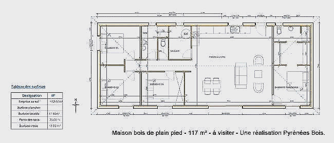 Ralisation De Plan Maison Gratuit Best D With