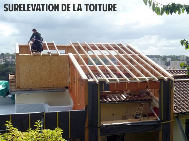 Rehausser Sa Maison Prix Pose Toiture Surelevation Choosewell Co