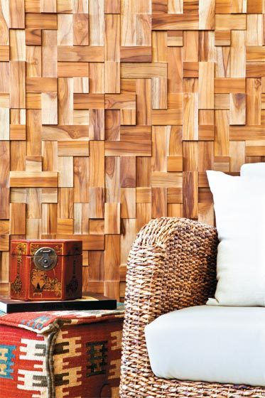 Revestimiento Muro Madera Interior Design Of