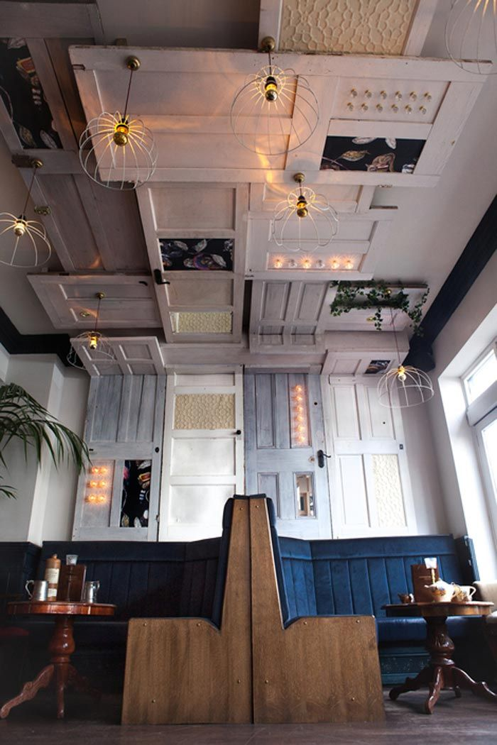 Revestimiento Paredes Para Cafeterias Decorating Ideas
