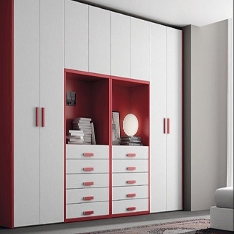 ROPERO PARA NI As Muebles En Melamina Construccion Drywall