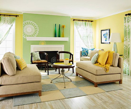 Sala Color Amarillo Decoraci N En 2018 Pinterest Pintar