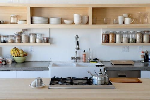 Shelves Or Cupboards For Our Kitchens Kitchen Pinterest