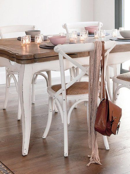 Sillas Para Un Comedor R Stico Chic Ideas Mubles