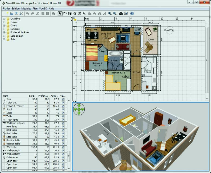 Sketchup Plan Maison Luxury Google De 90m2 Choosewell Co Ipsitaco 6