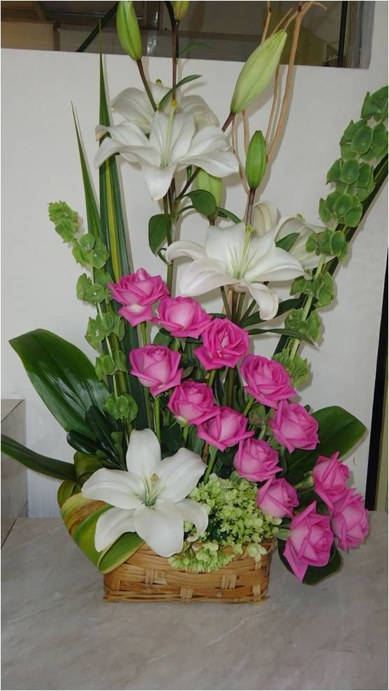 So Ando En Rosa Floral Arrangements And Tips Pinterest Flowers