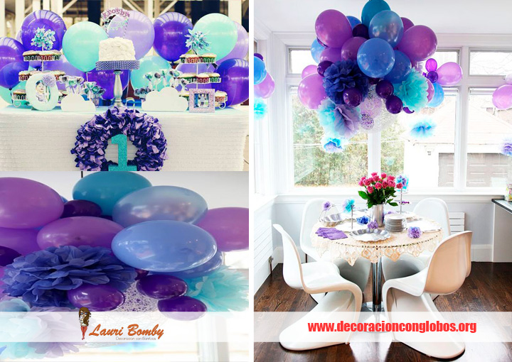 Super Ideas Para Decorar Con Globos Tus Cumplea Os