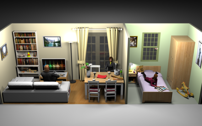 Sweet Home 3D Im Mac App Store