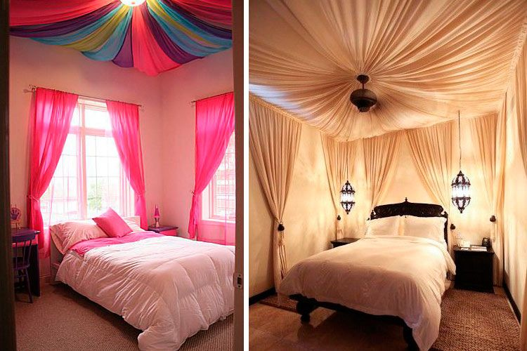 Techos Decorados Hasta Los Hermosas Ideas Para Decorar Tu