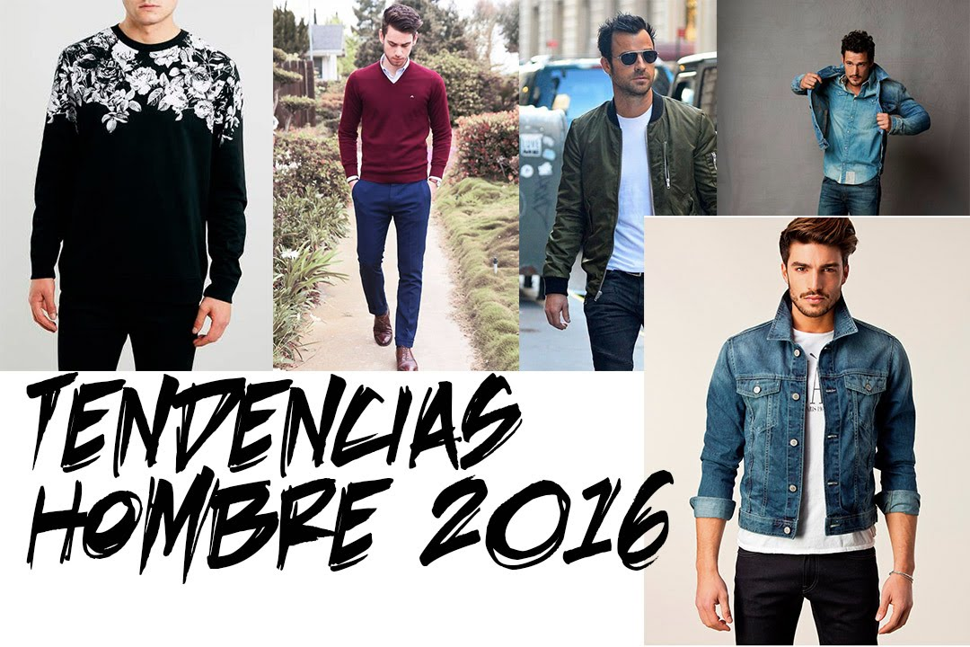 Tendencias Hombre 2016 Primavera Verano JR Style For Men YouTube