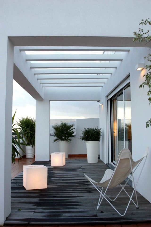 Terrazas Preciosas Ideas Atractivas Para El Exterior SIT And ENJOY